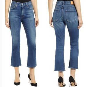 COH Demy Cropped Flare Jeans